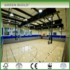 Light color smooth or matt surface basketball sport Court Flooring