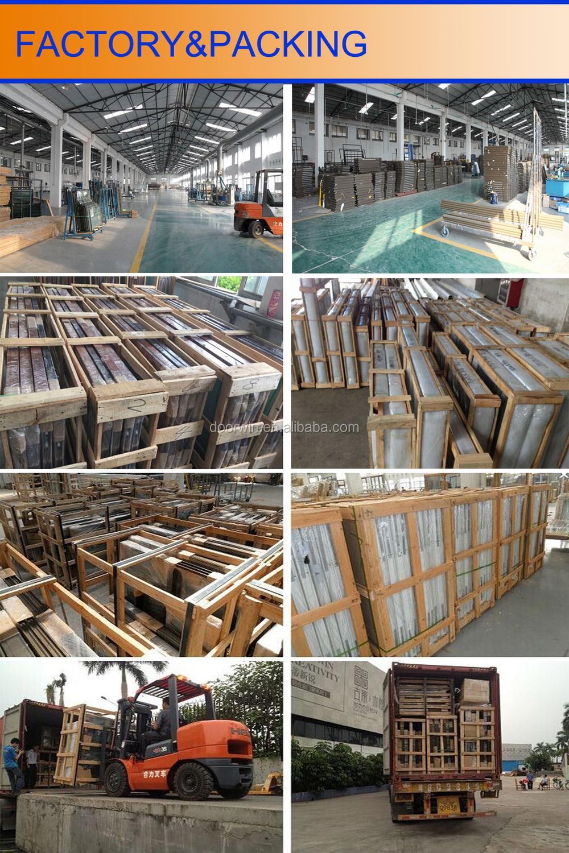 Exterior Aluminium Bifold Glass Doors/folding Door Hardware - Buy ...