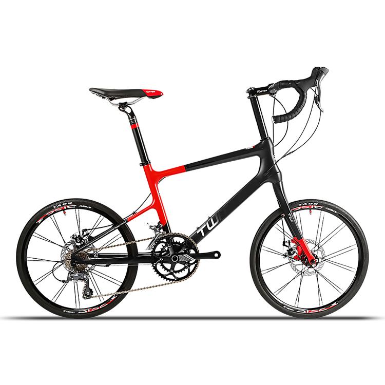 20 pulgadas rueda 16 velocidad freno de disco niños bicicleta de ...