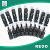REOO TUV certificated MC4 panel connector Type Mc4 Solar Connector