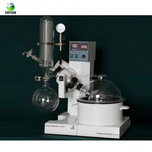 RE-2000A lab extracting wine distillation Rotary Vacuum Evaporator machine