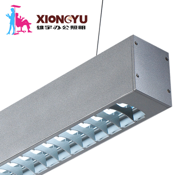 T5 recessed fluorescent lighting fixture MX285-8R, View recessed ...