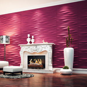 colorful 3d embossed wallpaper for home decor