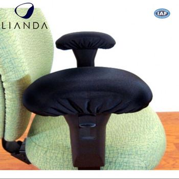 Soft Waterproof Chair Parts Ings Office Memory Foam Armrest Cover Cushion