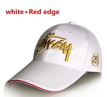 b278a48fc1b Factory wholesale Men s golf hat embroidery twill letter logo custom COTTON  HAT female cap