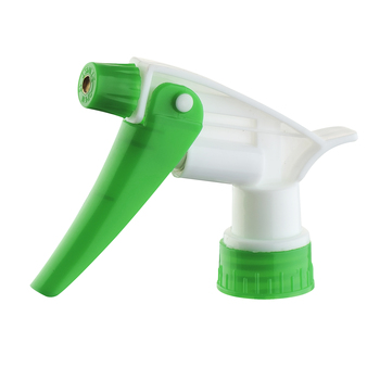 28/410, 28/400 colorful PP gun trigger sprayer mist sprayer hand plastic bottle nozzle cap for cleaning