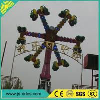 Amusement park play games Thrilling Power Surge Ride