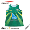 Custom Mens Sublimation All Over Print Tank Tops, Training Vest