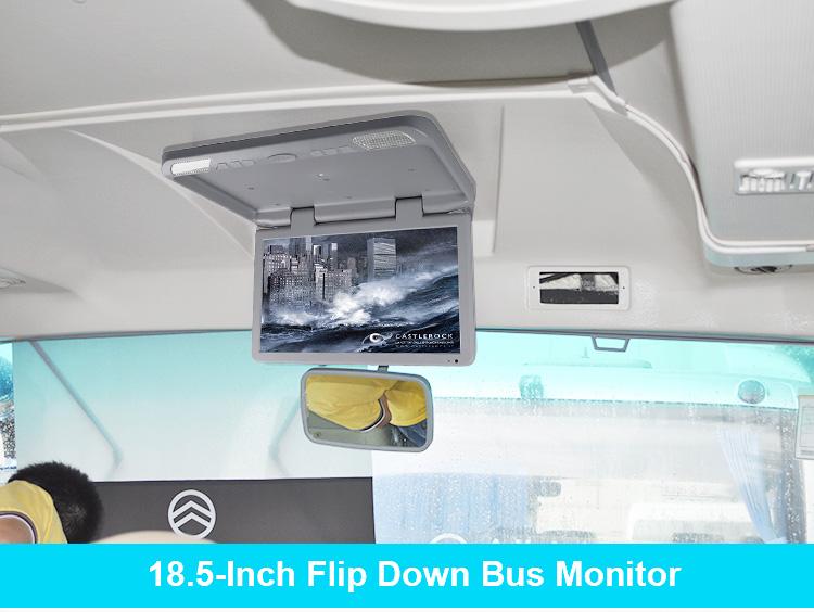 flip down monitor