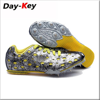ba2f0370e0ab Custom Design Unisex Athletic Track   Field Running Shoes Sprinting Spikes  Cleats Trainers