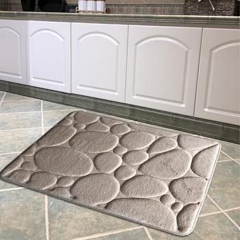 Custom Memory Foam Kitchen Floor Mat Kitchen Mat With Beveled Edge