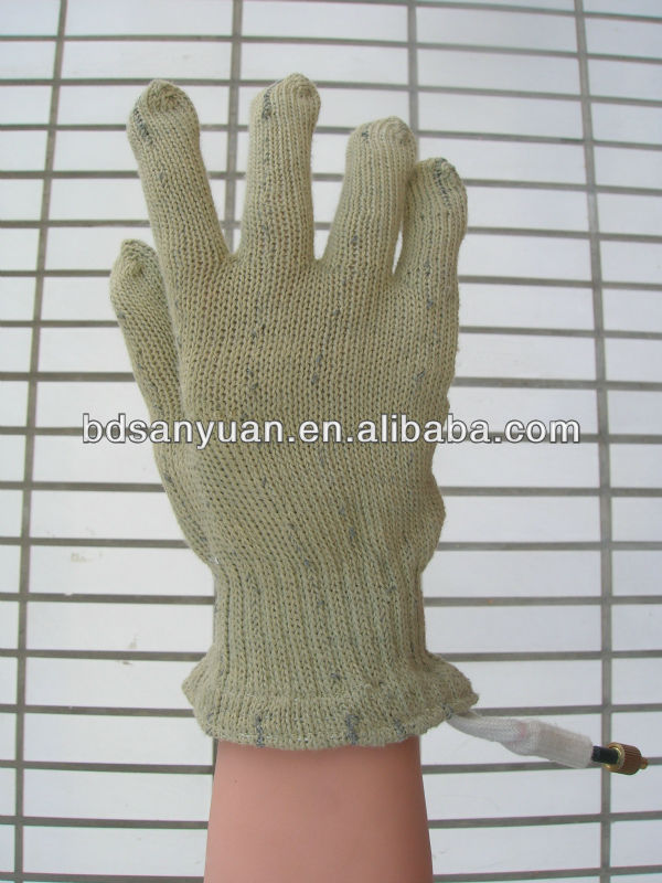 live working electricity shielding protective gloves