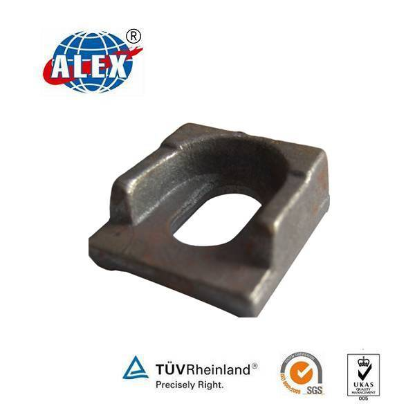 China supply Gantrex Rail Clamp 9116 Used for UIC/JIS/QU Rails