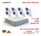Hikvision OEM DVR DS-7108HGHI-F1 Wholesale Spy Surveillance CCTV Camera Kit