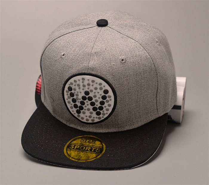 Three color rubber patched logo snapback <strong>caps</strong> and hats wholesale online