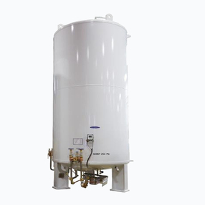 LNG LPG Gas Tank Vertical Type Tank