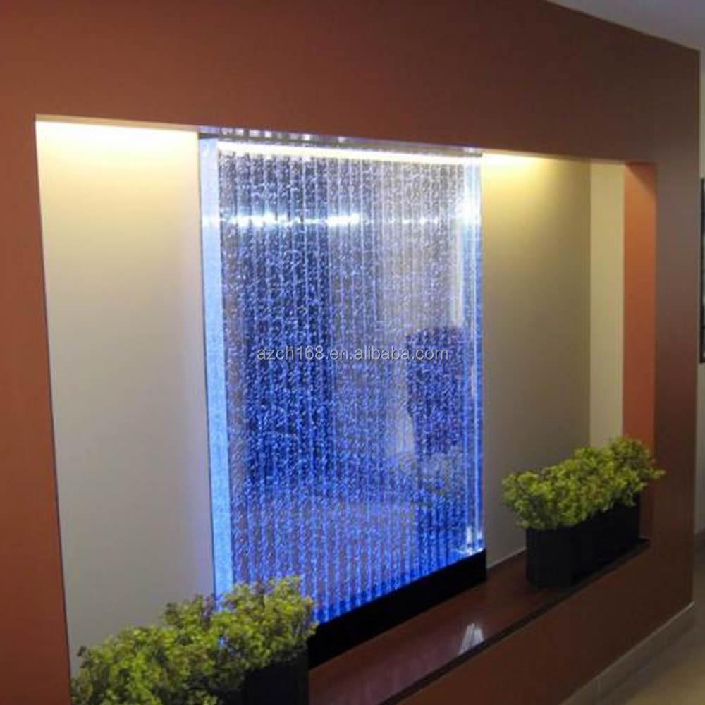 glasvezel waterval gordijn licht voor decoratie binnenshuis-stenen ...