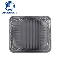 Heat Sealing PET PP Plastic Frozen Meat Food Storage Tray Laminated PE/ EVOH Plastic Film