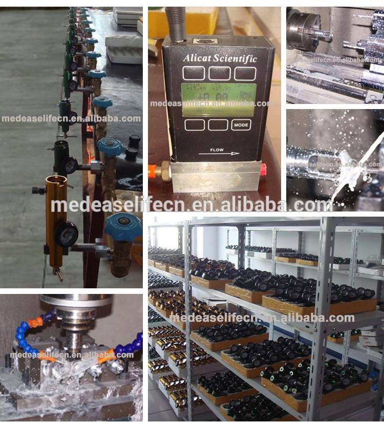 CGA Oxygen pressure regulator of oxygen cylinder with check valve - KingCare | KingCare.net