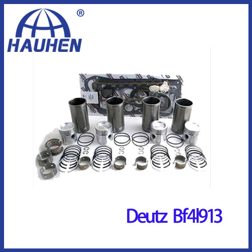 overhaul repair kit Deutz Bf4l913 of diesel engine with Reliable quality