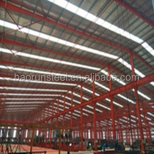 Prefab metal garage steel barn steel building manufacture