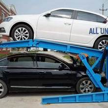 2.3 ton lifting Tilt sedan car parking lift / 2 ton lifting Automated parking system / Parking Equipment for home garage