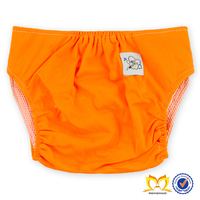 Factory Strict Price Washable Kids Soft Baby Diapers Newborn Cloth Happy Diaper Cover