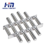 Super strong neodymium bar magnet ndfeb magnetic grate and magnetic separator price
