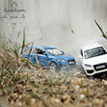 1 36 Boxed 5 inch simulation alloy Sports car model multiple Colour Audi Q7 SUV Open