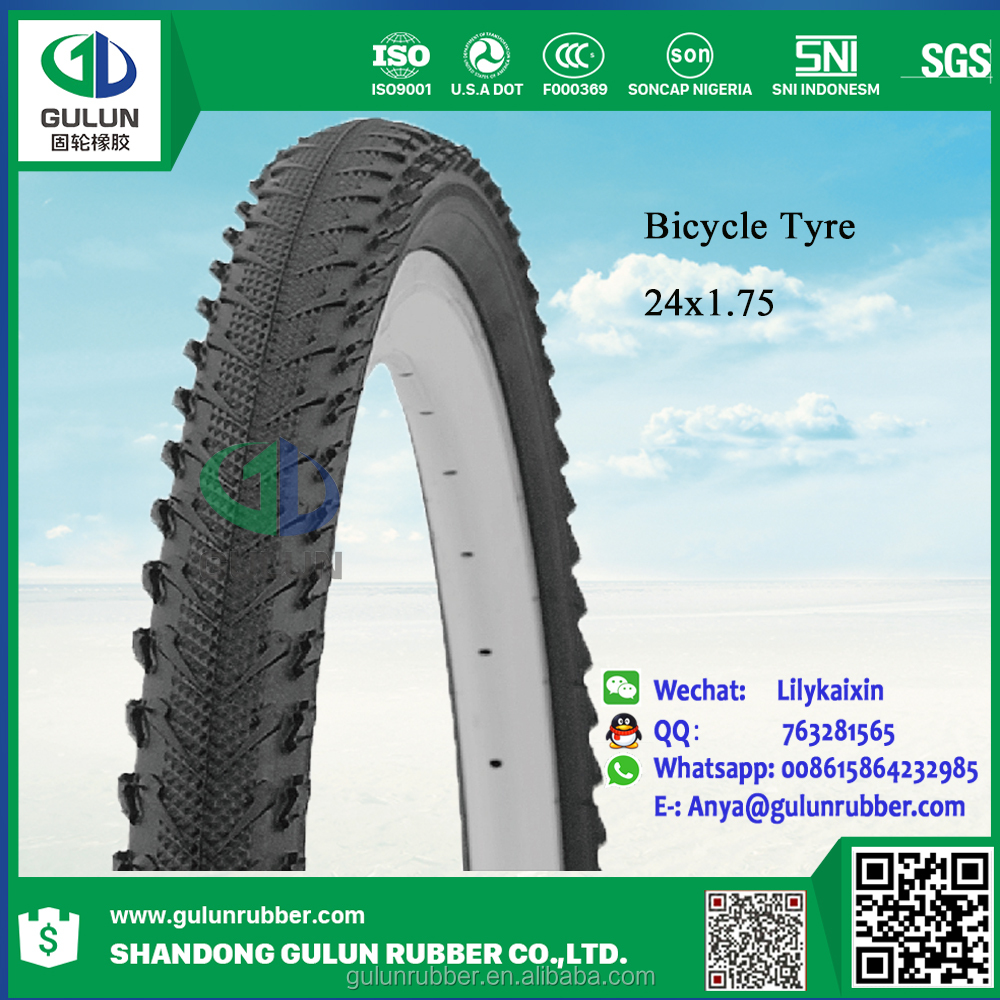tire for bicycle rim 22