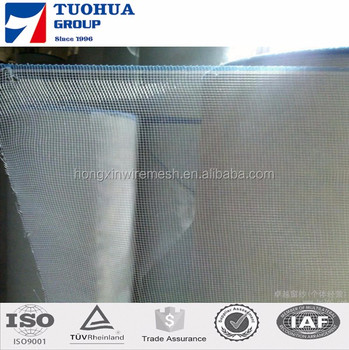 Colored Aluminum Frame Invisible Sliding Screen Door For Anti
