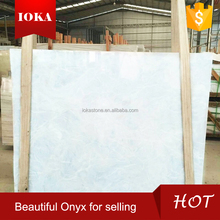 Factory price for blue onyx stone