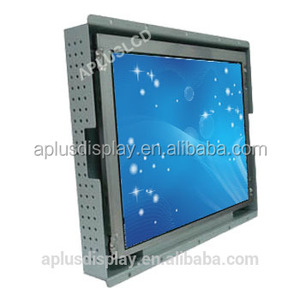 Factory directly selling 10.4 Inch SVGA 800x600 Open Frame LCD Monitor for CNC Control room
