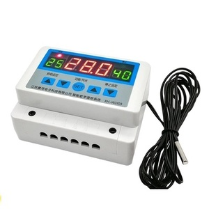 XH-W3103 digital display high power wall mounted temperature controller thermostat 30A touch point 5000W