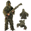 Ghillie Suits Outdoor camping Nomad Woodland Camouflage Clothing army Sniper Military Clothes military Sniper Suit