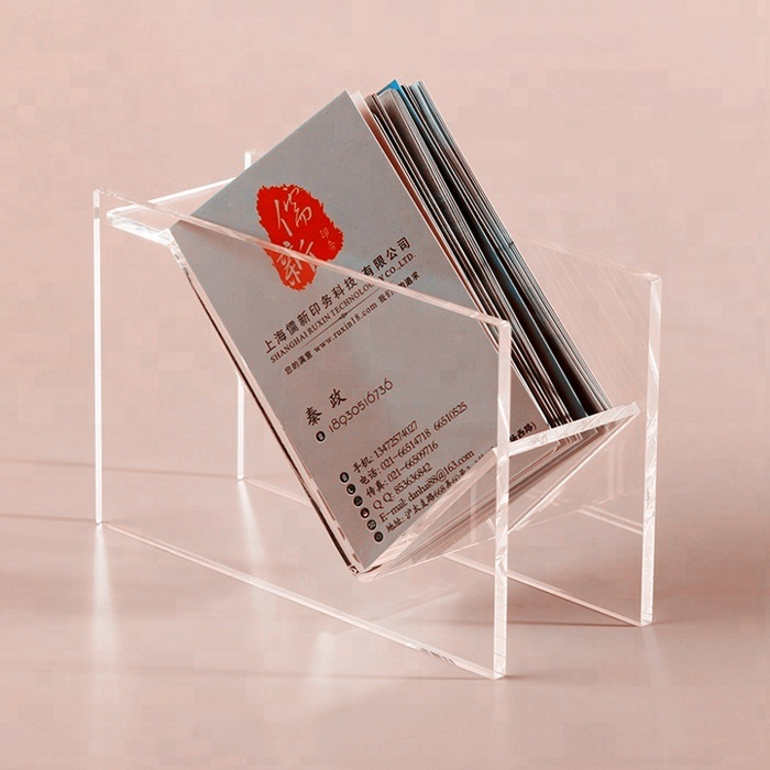 China lucite name card holder wholesale 🇨🇳 - Alibaba