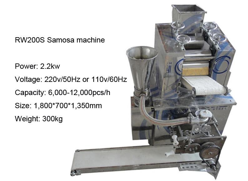 4800 pcs/h Kleine Semi-Automatische Macaroni Knoedel Making Machine RW80
