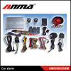 1-Way Auto Car Alarm Protection Keyless Security System