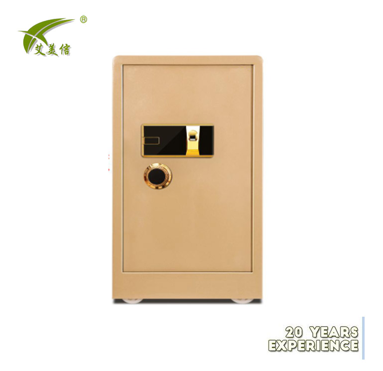 Luoyang Commercial Furniture Fireproof Gun Safe Metal Safe Box High Quality Steel Safe Box