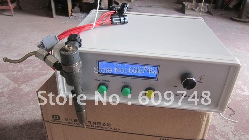 Блок управления двигателем, Cri700 CR инжектор, Тест 1 инжектор в то же время