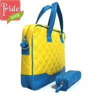 Latest 2014 Fashion Messenger Multifunction Laptop Bag