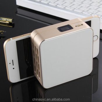Latest mobile phone led pocket pico projector hd mini for Iphone 5 projector price