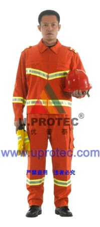 Oil & Gas fields safety garments