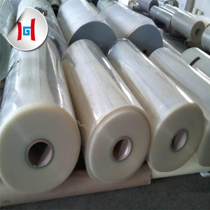 PE silicon release film polishy PP release film