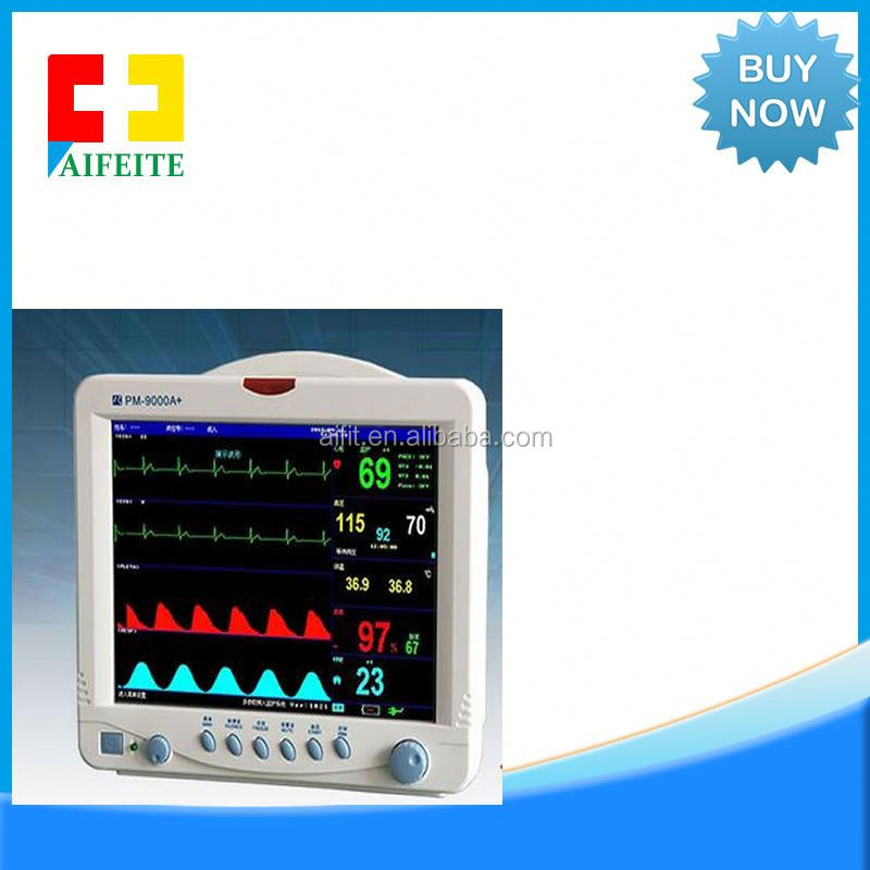 Medical equipment 4.3 Inch Desktop Patient Monitor from direct manufacturer