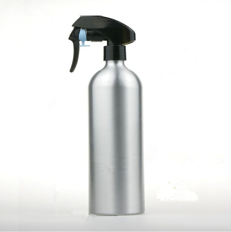 16 Oz 500 Ml Spray Trigger Aluminium Botol Semprot, Boston Botol Kosmetik