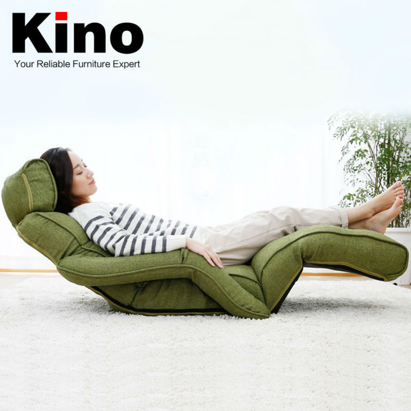 New Style Lazy Boy Fabric Recliner Sofa Folding Chair Home Living Furniture From