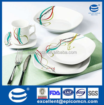 From China wholesale Market/good quality top choice dinnerware/ cheap dinner sets price /  sc 1 st  Alibaba & From China Wholesale Market/good Quality Top Choice Dinnerware ...