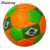 Top Quality Professional Futsal size 4 low bounce Futbol PVC Machine stitched Soccer ball indoor leather soccer