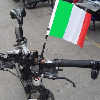Wm 2018 Italy Bike Flag Italian Bicycle Flag - Buy Bicycle Safety  Flags,Safety Flags For Bicycles,Custom Bicycle Flag Product on Alibaba com